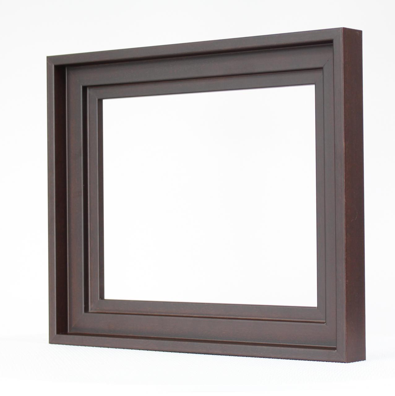 caisse am ricaine weng cadre pour tableau cadres en stock. Black Bedroom Furniture Sets. Home Design Ideas