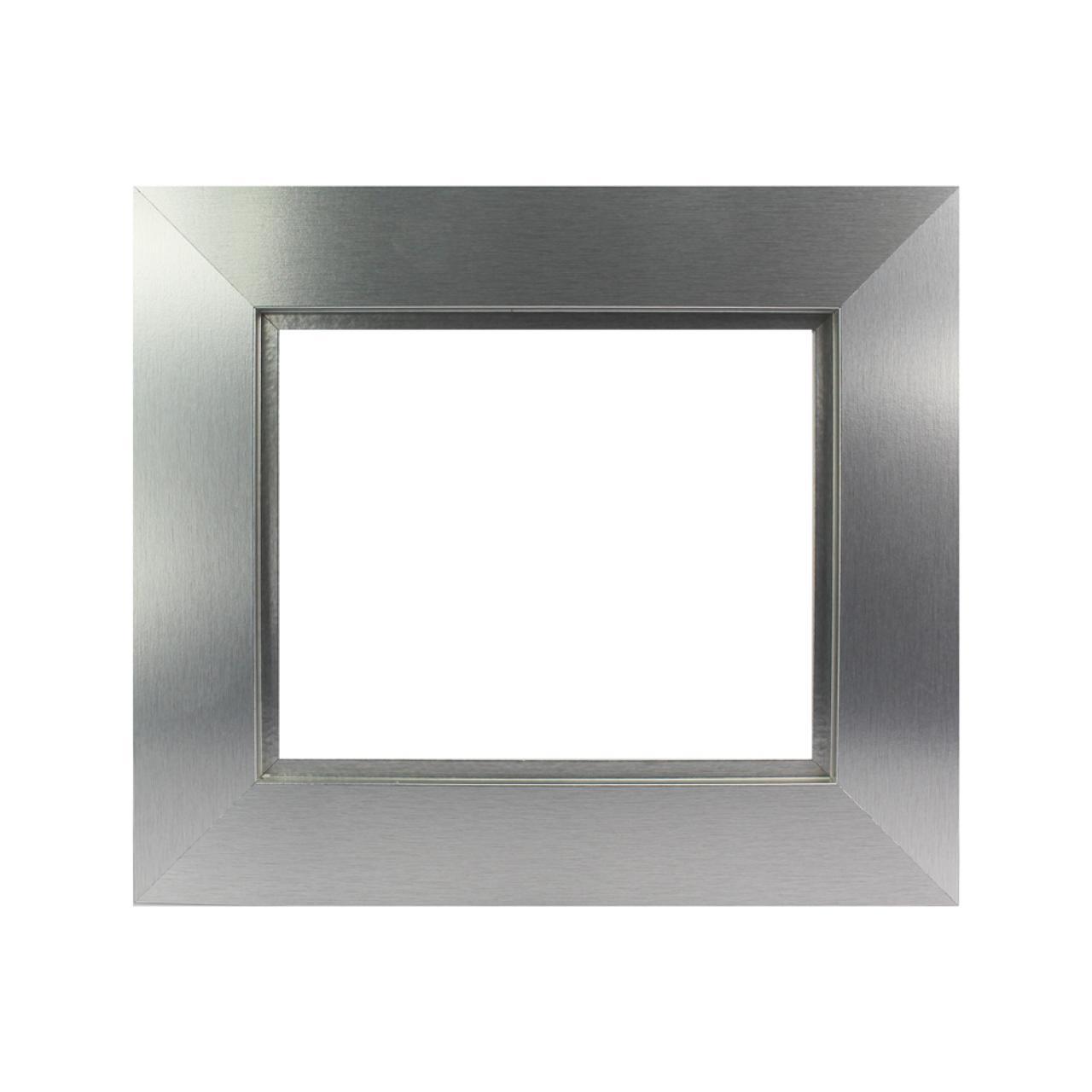 caisse plate americaine argent cadre pour tableau cadres en stock. Black Bedroom Furniture Sets. Home Design Ideas